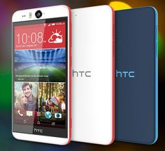 Android IPhone: HTC Desire Eye: The Best Selfie Smartphone