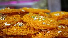 The street food of Chandni Chowk