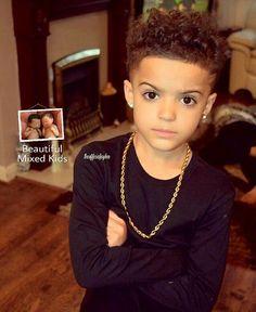 Designer Clothes, Shoes & Bags for Women Baby Boy Swag, Kid Swag, Cute Mixed Kids, Cute Kids, Cute Black Babies, Cute Babies, Beautiful Children, Beautiful Babies, Mixed Baby Boy
