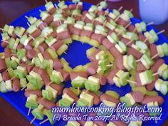 Best Cold Finger Foods Recipes   Cold Finger Foods for All Parties   Tips On Food And Drinks