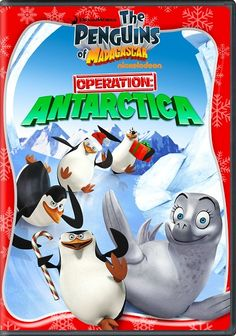Penguins Of Madagascar Operation Antartica 2012 DVDRip XviD
