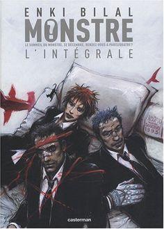 Le Monstre : L'intégrale de Enki Bilal