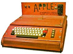 Steve & Steve's Apple 1 (yes the original)