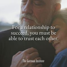 Building trust is about the small moments of connection that allow you to feel safe and to truly believe that your partner will show up for you. It's the bedrock of a thriving partnership. Discover self-paced programs to help you boost trust in your relationship and start the Gottman Relationship Coach today.