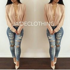 Best Jeans For Women Flypaper Jeans – bueatyk Sexy Outfits, Fall Outfits, Summer Outfits, Casual Outfits, Cute Outfits, Fashion Outfits, Womens Fashion, Fashion Killa, Look Fashion