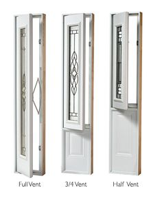 Beautiful Want To Add More Light And Ventilation To Your Entry Door? Sunrise Venting  Sidelites Offer