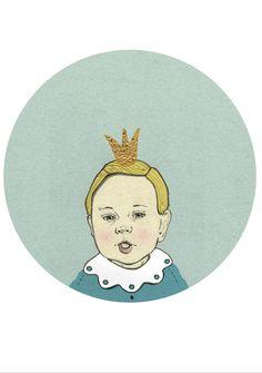 Prince George by Magdalena Pankiewicz