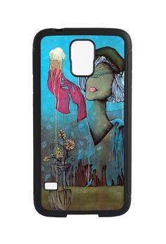 Samsung Galaxy S5 S4 S3 Phone Case Beautiful Beer by MerandaTurbak