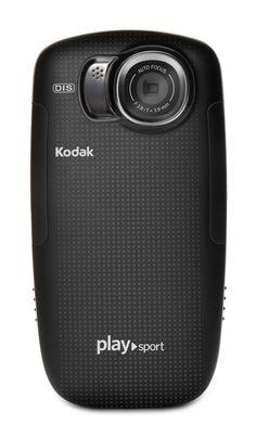 Kodak PlaySport (Zx5) HD Waterproof Pocket Video Camera - Black  (2nd Generation)
