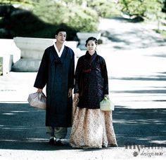 한복 Hanbok by Baek Oak-Soo Korean Traditional Dress, Traditional Looks, Traditional Dresses, Korean Dress, Korean Outfits, Korean Clothes, Korean Fashion Trends, Asian Fashion, Modern Hanbok