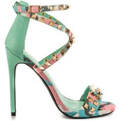 Privileged Women's Riot - Mint Pink (1.081.305 IDR) ❤ liked on Polyvore