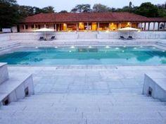Temple Tank pool at Heritage Madurai, Tamil Nadu, India