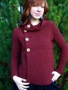 favorite sweater, crochet