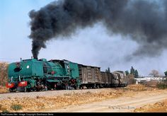 RailPictures.Net Photo: class 16A National Railways of Zimbabawe 2-8-2+2-8-2 at Bulawayo, Zimbabwe by Gianfranco Berto