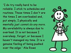 This is true for many autistic people. It can make things very difficult dealing with jobs, friends, school, etc. Aspergers Women, Aspergers Autism, Asd, Autism Help, Autism Spectrum Disorder, Bipolar Disorder, Autism Awareness Quotes, Autism Quotes, Sensory Processing Disorder