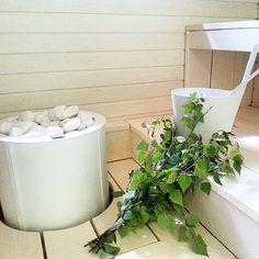 Tulikivi Sumu sauna heater & Midsummer sauna! Sauna Heater, Heater