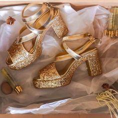 Bridal Shoes Latest Bridal Sandals Spotted On Real Brides Wedding Sandals For Bride, Bridal Sandals, Wedding Shoes Heels, Fashion Heels, Men Fashion, Bridal Outfits, Girls Shoes, Bridal Footwear, Brides