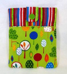 Leslie's Art and Sew: iPad Sleeve Tutorial