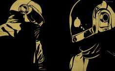 daft punk wallpaper Buscar con Google French house electro