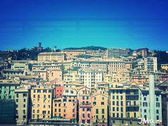 Genoa, Italy. July 2015
