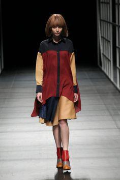 Yasutoshi Ezumi AW 2014-15   Mercedes-Benz Fashion Week TOKYO