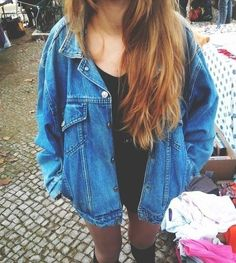 i want to be able to work a jean jacket but no