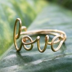 Love. I am looking for more delicate, thin, gold rings like this one!