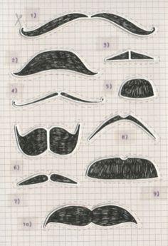 dangerous moustaches