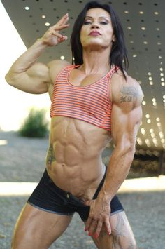 jackie gay woman fitness