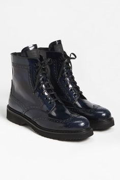 Combat chic: 10 pairs of sophisticated heavy-duty boots