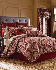 J Queen Sauvignon Comforter Set