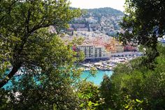 Nice Port France - What are the best things to do in Nice, France? Wondering how to enjoy spending some time by the French Riviera?