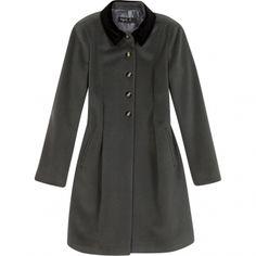 Wool coat, Agnes B