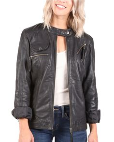 29 Porter Rd | Women's Leather Jacket | Country Outfitter