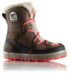 You don't have to be named Dora to appreciate the intrepid nature of a boot that looks as good on the snow as it does on your sure-footed feet. size 6.5