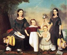1843 The Spies Children - Gauntt
