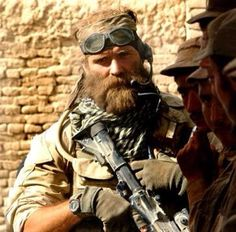 Special Forces - (The Bearded Bastards)