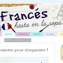 Francés hasta en la sopa... | Blog de aula de francés, un espacio creado para ayudar en las clases del idioma galo, distinguido con Sello Buenas Prácticas Iberoamericanas Leer.es marzo 2015