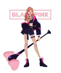 Lisa Lalisa Manoban Fan art, Fan edited Blackpink LISA Fan art Lisa Blackpink [lalalalisa_m] Kpop Anime, Pink Drawing, Chica Cool, Black Pink Kpop, Kpop Drawings, Blackpink Photos, Kim Jisoo, Blackpink And Bts, Blackpink Lisa