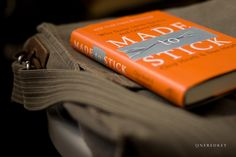 made to stick by Chip and Dan Heath - Necessary reading for any trainer / teacher / instructor