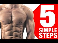 Diet Plan for 6 Pack Abs (STEP BY STEP!): By following this diet plan, you get 6 packs a year You probably heard that the 6 pack ABS is…