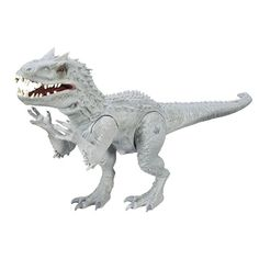 Figuras Indominus Rex Jurassic World Hasbro Jurassic World Indominus Rex, Jurassic Park World, Bad Boys Toys, Kids Toys, Figurine Harry Potter, Amblin Entertainment, Pokemon, Tyrannosaurus, New Toys