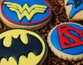 Angry Bird Sugar Cookies