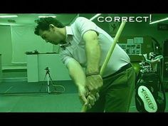 Golf Tips Swing The Broom Drill Will Drastically Improve Your Ball. - Swing by Swing Golf Golf R, Play Golf, Golf Card Game, Golf Chipping Tips, Golf Etiquette, Dubai Golf, Golf Putting Tips, Golf Videos, Golf Instruction