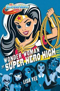 KSIĄŻECZKI SYNKA I CÓRECZKI :): Wonder Woman w Super Hero High