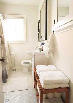 60 Fotos e ideas sobre cómo decorar un cuarto de baño o aseo moderno.   Mil…
