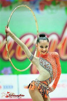 #RhythmicGymnastics