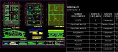 Country house (dwgAutocad drawing)