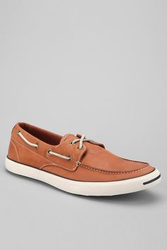 Converse Jack Purcell Boat Shoe