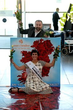 The Rose Of Tralee, International Festival, Roses, How To Apply, Search, Tips, Pink, Rose